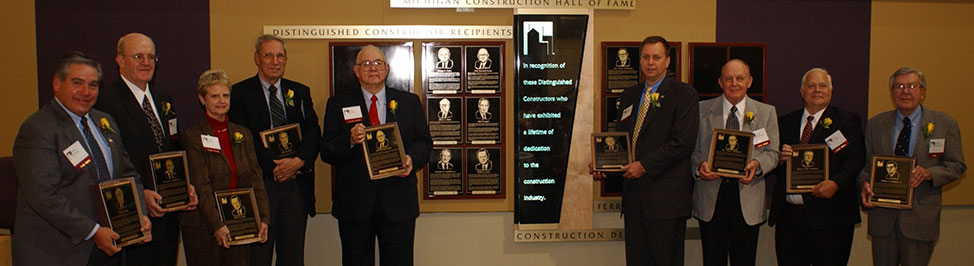 Michigan Construction Hall of Fame