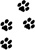 Small Paw Print