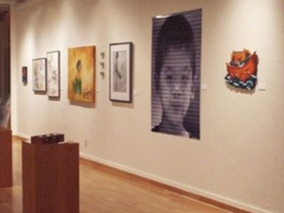 Student Graffiti Art Exhibit up in Rankin Art Gallery
