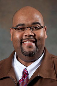 Leroy Wright, dean of Student Life