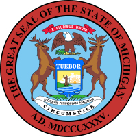 State of Michigan Seal