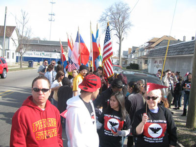 Cesar E. Chavez Social Justice March and Community Gathering
