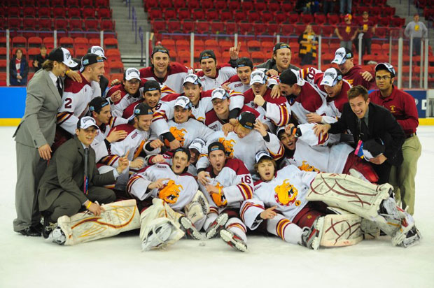 Ferris State University Bulldog Ice Hockey Team