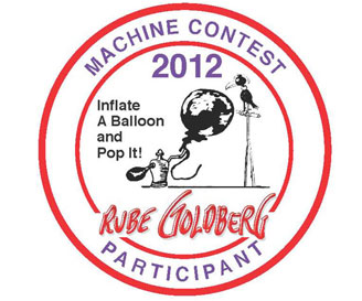 Rube Goldberg Machine Contest Logo