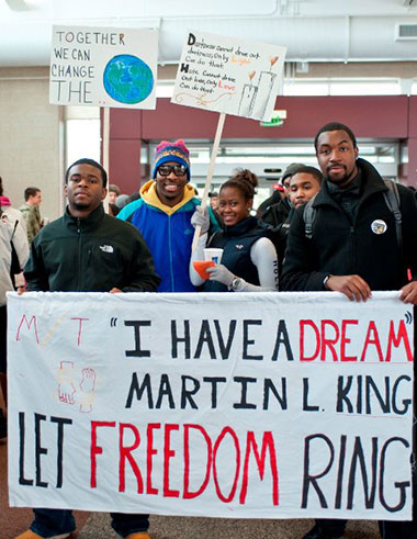Dr. Martin Luther King Jr. Celebration at Ferris State University