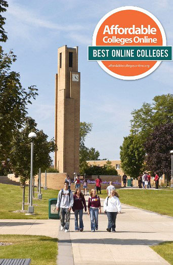 Ferris Ranked in Top 10 of Affordable Online Colleges in