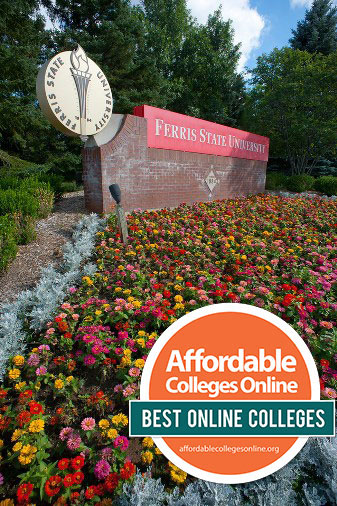 Ferris Ranked Among 'Best Online Colleges' Revolutionizing