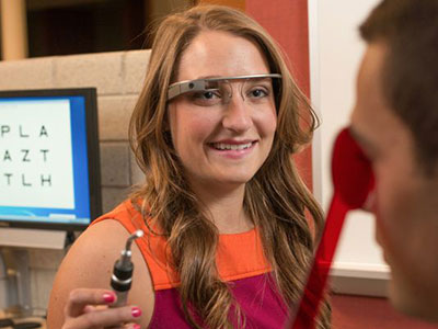Google Glass-Ferris State University