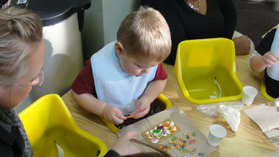 Tot's Place Child Development Center at Ferris State University