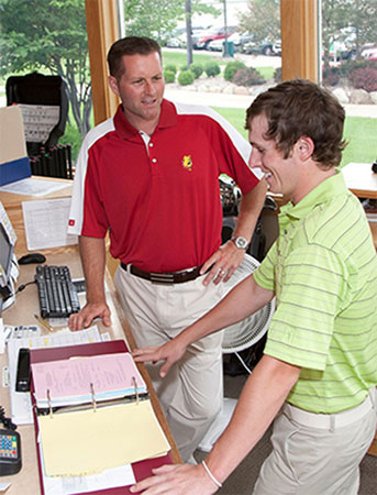 PGA Golf Management Program-Ferris State University