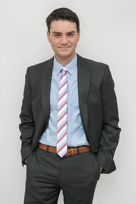 Columnist and Talk Show Host Ben Shapiro to Speak at ...
