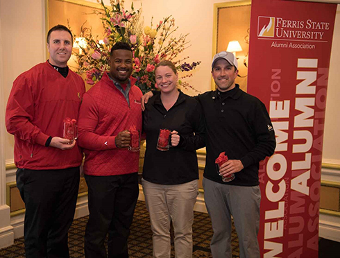 Ferris State University Alumni Golf Outing