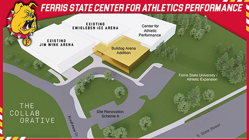 Ferris State Academic Calendar 2022.Ferris State University Approves Plans For Major Upgrade To Bulldog Athletics Facilities