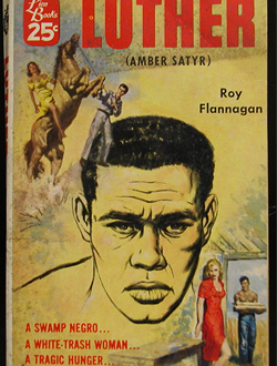 Luther Paperback Cover
