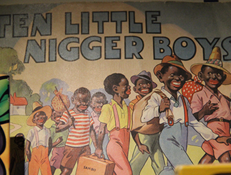 Nigger And Caricature Anti Black Imagery Jim Crow