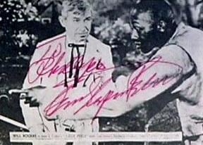 Will Rogers and Step-n-Fetchit