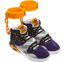 Adidas Shackle shoes