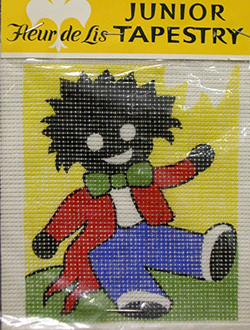 Golliwog tapestry