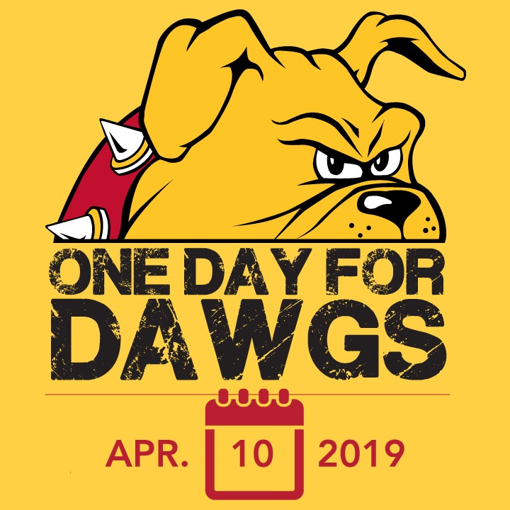 Day for the Dawgs logo