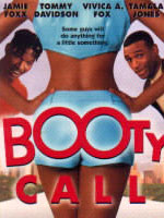 Booty Call movie poster