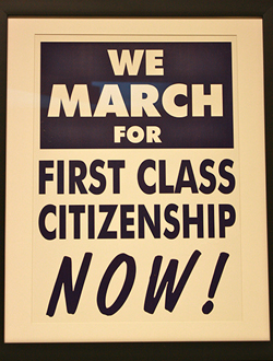 March poster