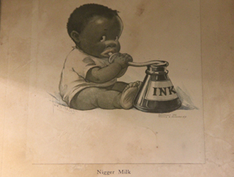 Why I Collect Racist Objects Jim Crow Museum Ferris State