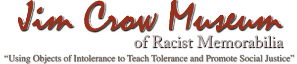 Jim Crow Museum Homepage