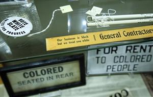 Jim Crow Objects