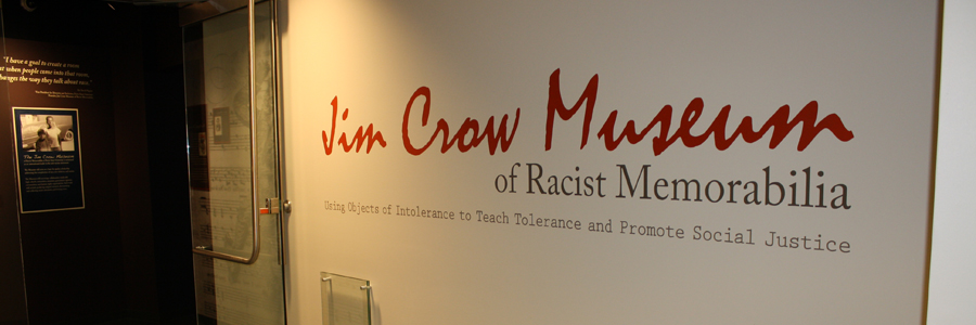 Jim Crow Museum Cloud of Witnesses