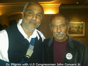 Pilgrim and Conyers