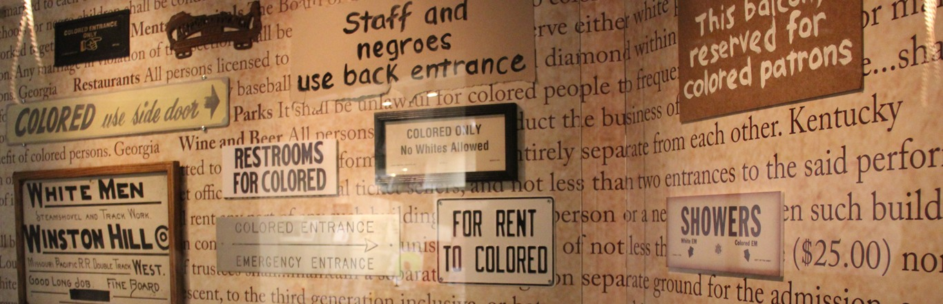 a90fed2b942 What was Jim Crow - Jim Crow Museum - Ferris State University