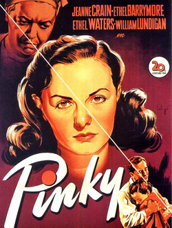 Pinky movie poster