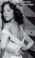 Picture of Dorothy Dandridge