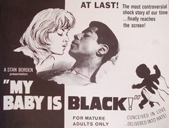 My Baby is Black movie poster