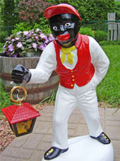 Lawn Jockeys 2008 Question Of The Month Jim Crow Museum Ferris State University