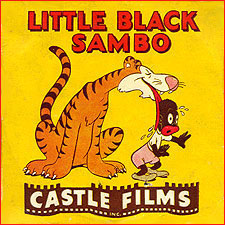 Little Black Sambo cartoon