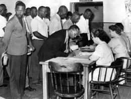 Authentic Literacy Tests 2013 Question Of The Month Jim Crow