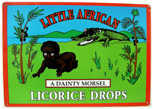 Licorice Drop