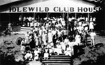 Idlewild Club House