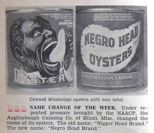 Negro Head Oysters