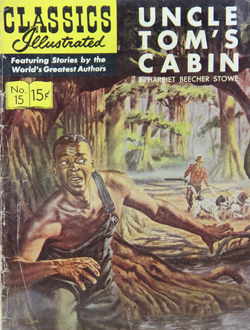 Uncle Tom's Cabin comic book