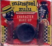 Zulu make up poster