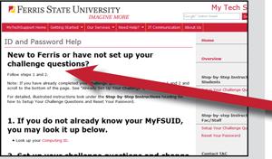 Access Your Online FSU Class - Ferris State Dual Enrollment