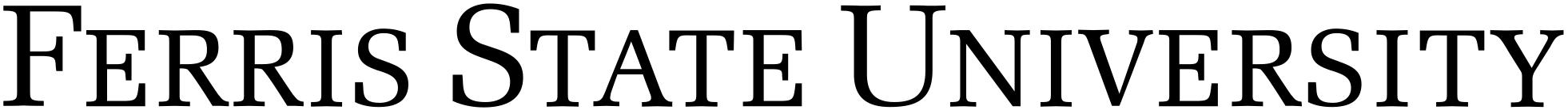 Mobile Ferris State University Logo