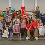 THE STUDENTS WITH CHILDREN PROGRAM HOSTED ITS THIRD ANNUAL BULLDOG BESTOW.