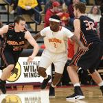 MEN'S BASKETBALL LOST A TOUGH OVERTIME BATTLE TO FINDLAY.
