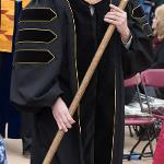 SCENES FROM FALL COMMENCEMENT