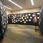THE TUNNEL OF OPPRESSION FORMED AN INTERACTIVE EXHIBIT FOCUSING ON CONTEMPORARY ISSUES OF OPPRESSION.