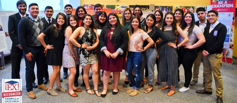 Promesa Scholars Examples of Excelencia