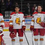 BIG RAPIDS AND ITS NCAA DIVISION I BULLDOGS RANK AS THE NATION'S #5 COLLEGE HOCKEY CITY.